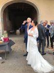 Robe de mariée semi sirene excellent etat  - Occasion du Mariage