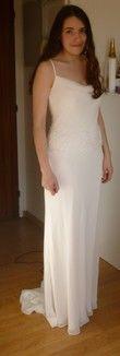 robe de mariée style années 20/30 - Occasion du Mariage