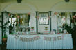 Guirlande candy bar toile de jute - Occasion du Mariage
