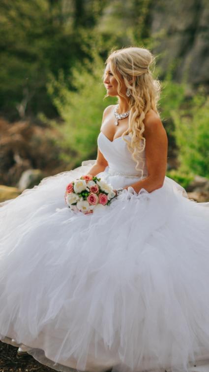 Robe de mariée divina sposa taille 38/40 - Ardennes