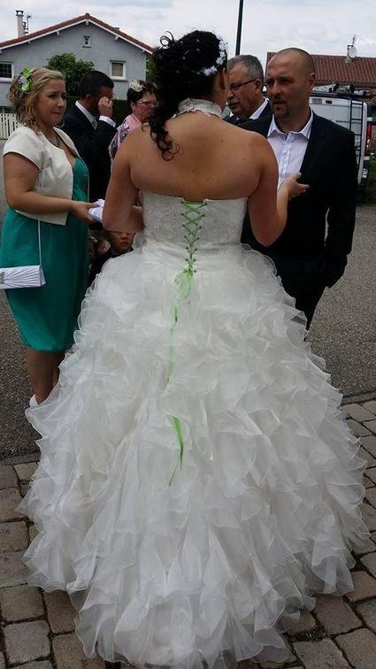 Robe de mariée à Saint-Étienne