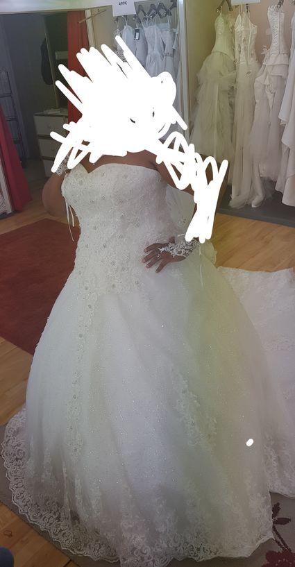 Robe de mariée lara - Réunion