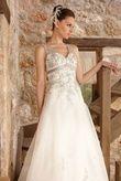 Robe de mariée Lise Saint Germain taille 36 neuve