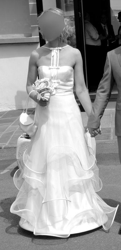 Robe de mariée d'occasion Suzanne Ermann modèle Toinette collection 2011