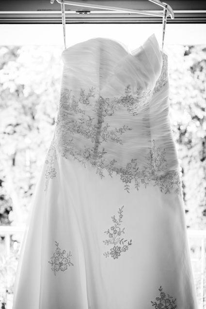 Robe de mariée sigale 48 point mariage pas cher - Occasion du Mariage