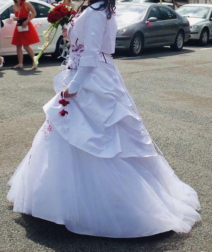 Robe de mariée Annie Couture 2014 - Belfort (Territoire de)