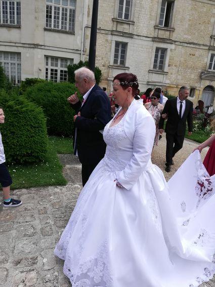 robe de marier - Charente Maritime