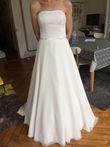 robe de mariée TM bianco evento ivoire - Occasion du Mariage