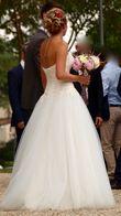 Robe mariée créateur Taille 38 - Occasion du Mariage
