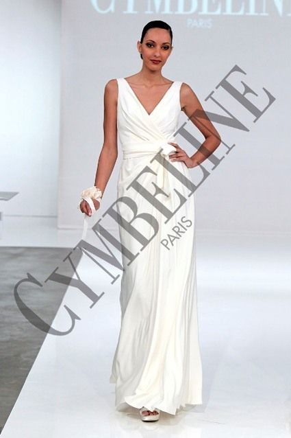 Robe de Mariée Cymbeline Modele 2012 FUJI