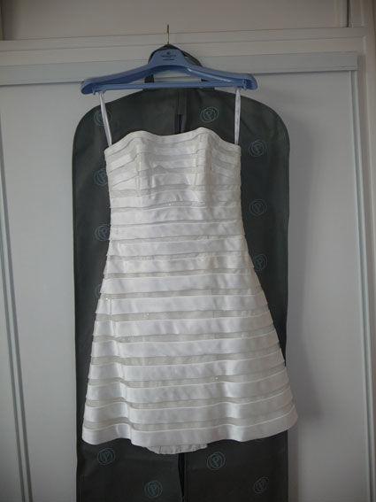 Robe de Noce de cire Pronuptia pas cher 2012 - Occasion du Mariage