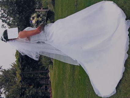Robe de mariée T38/40 - Nord