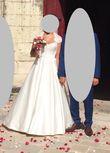 Robe de mariée Charlotte Balbier T36 - Occasion du Mariage