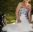 Robe de mariée Collection Eglantine 2015 modèle Mystère bleu - Occasion du Mariage