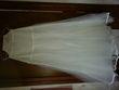 robe de mariée rouge et écru - Occasion du Mariage