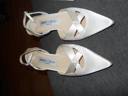 Chaussures Jimmy Choo pas cher d'occasion 2012 - Ile de France - Seine et Marne - Occasion du Mariage