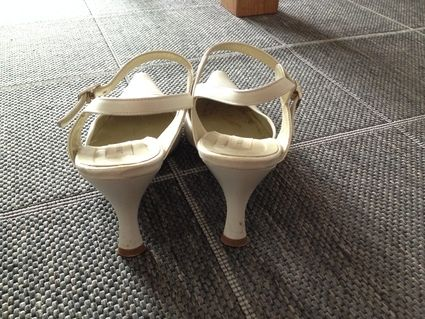 1cd7b7b3f61d6 Chaussures de mariée Linea Raffaelli d occasion à Annemasse