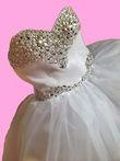 Magnifique robe de mariée cristaux swarovski neuve - Occasion du Mariage