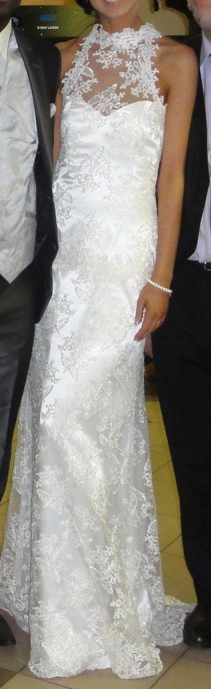 Robe de mariée Cymbeline Pour un oui 03 couleur ivoire