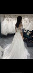 Robe de mariée unique à été faite pour un défilé  - Occasion du Mariage