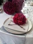 Chemins de table satin luxe 2m80= 13 couleurs disponibles  - Occasion du Mariage