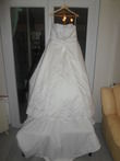 Robe de mariée créateur Alfred Angelo, unique - Occasion du Mariage