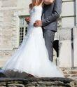 Robe bustier/robe sirène - Occasion du Mariage