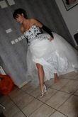 robe MISS PARIS magnifique et très original - Occasion du Mariage