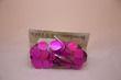 Sable + petites pierres + paillettes rondes roses - Occasion du Mariage