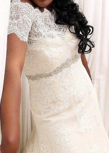Robe de mariée Bustier Rosa Clara Collection Two modèle Lara