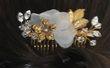 Bijoux Orchidée de Soie - Occasion du Mariage