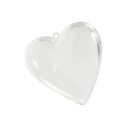 Décoration de mariage pas cher / Coeur plexi 2012 - Occasion du mariage