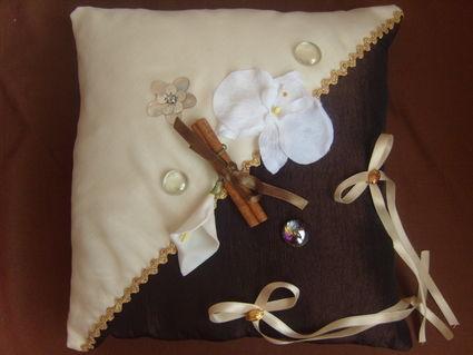 Coussin alliances pour mariage pas cher 2012 - Occasion du mariage