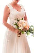Robe de mariée/Cocktail T.46/48 - Occasion du Mariage