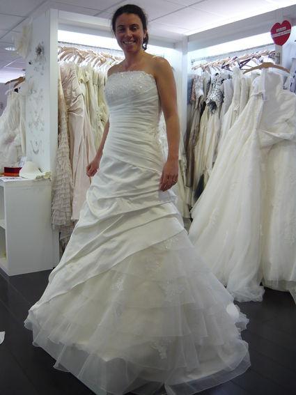 Robe mariage pas cher rennes