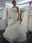 robe de mariée collection Eglantine des mariées de Rennes - Occasion du Mariage