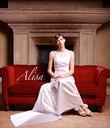 Robe de mariée Grace en satin duchesse perlés création ALISA - Occasion du Mariage