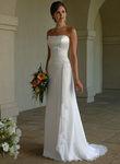 Robe de mariée d'occasion 2012 TAILLE  38/40 - Occasion du Mariage