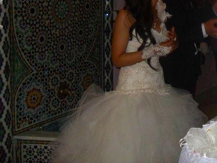 Magnifique Robe de mariée de créateur collection 2013