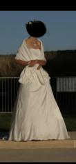 Robe «les mariées de Paris» classique et classe  - Occasion du Mariage