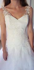 Robe princesse dos nu 38 - Occasion du Mariage
