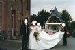 Robe de mariée ivoire dentelée et perlée T.42 - Occasion du Mariage