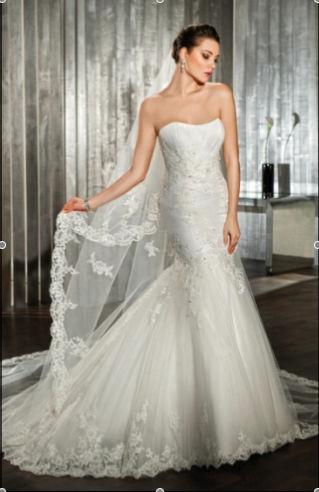 Robe de mariée Cosmobella Modèle Gerda 7519