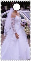 Robe Mariée Blanche - Occasion du Mariage