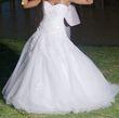 Vend Robe de Mariée Style Victoria princesse - Occasion du Mariage