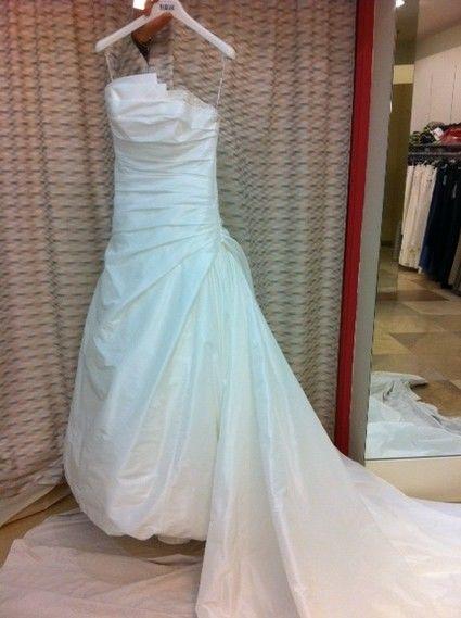 Robe de mariée pas cher Marylise 2012 Modèle Nova - Occasion du Mariage