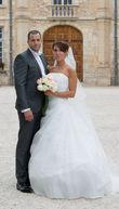 Robe de mariée ivoire lips taille 36 d'occasion