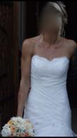 Robe de mariée Juliette Mariée t34 - Occasion du Mariage