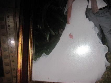 Belle robe de mariée de chez Complicité avec accessoires - Occasion du Mariage