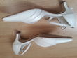 Chaussures crème taille 39 - Occasion du Mariage